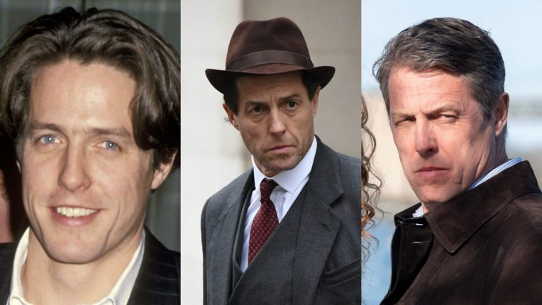 Hugh Grant in Four Weddings And A Funeral, A Very English Scandal and The Undoing
