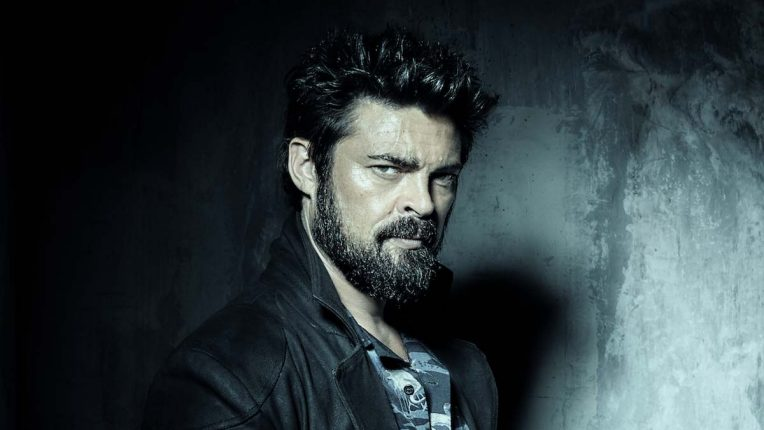 Karl Urban as Billy the Butcher in The Boys