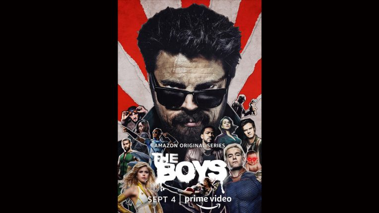 The Boys season 2 key art