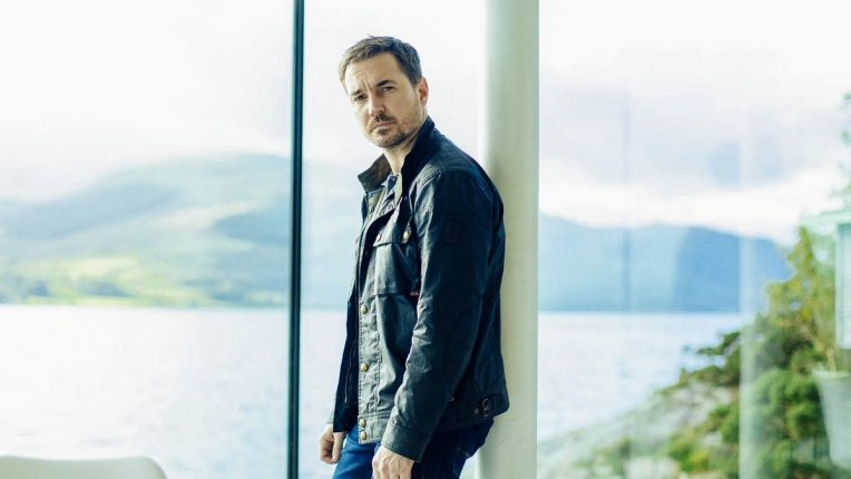 Martin Compston as Dan in The Nest