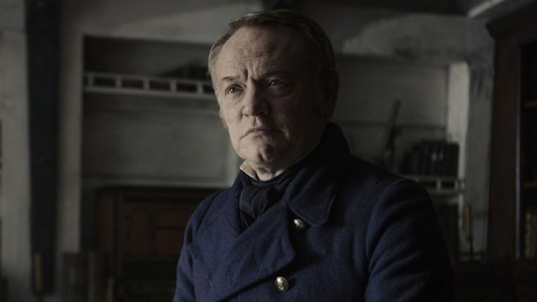 Jared Harris as Captain Francis Crozier in The Terror