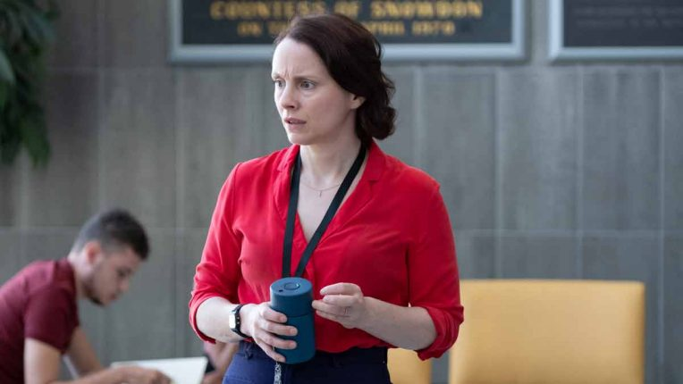 Laura Fraser in Traces