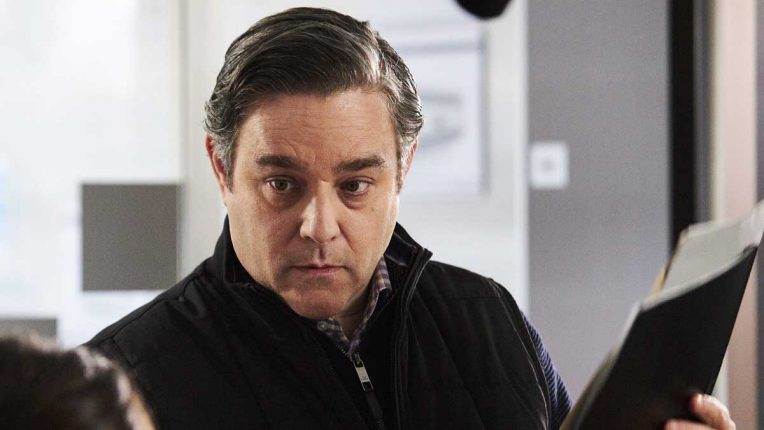 Andy Nyman as Dean Barton in Unforgotten
