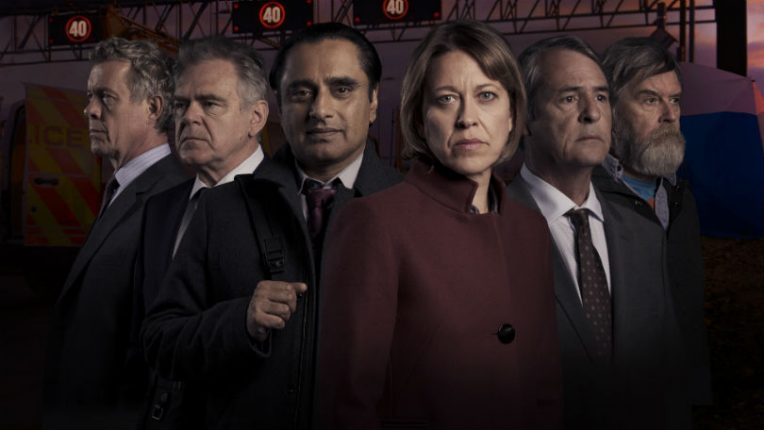 The cast of Unforgotten series 3