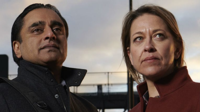 Sunny and Casssie from Unforgotten