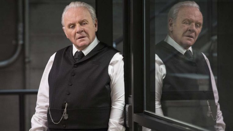 Anthony Hopkins as Robert Ford, the co-founder and Park Director of Westworld