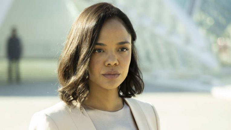 Tessa Thompson as Charlotte Hale, Executive Director of the Delos Destinations Board