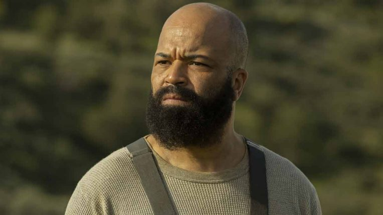 Jeffrey Wright as Bernard in Westworld