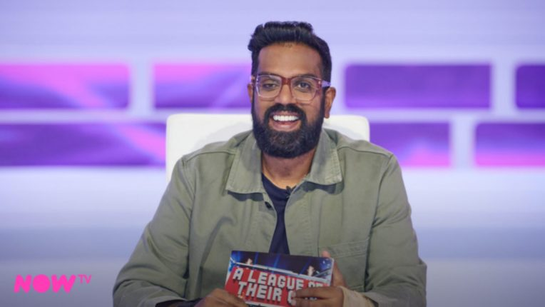 Romesh hosting A League of Their Own