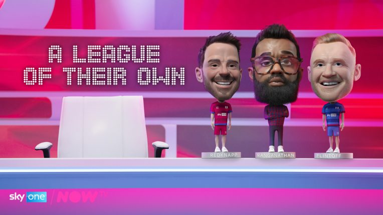 A League of Their Own series 15 on Sky One