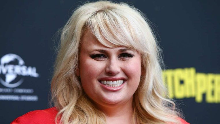 Rebel Wilson at the Pitch Perfect 3 premiere