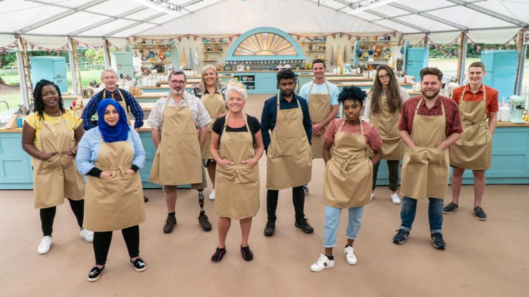 Bake Off 2020 contestants