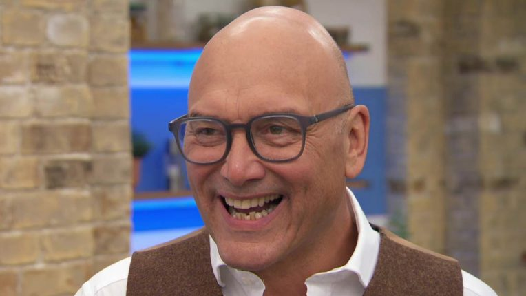 Gregg Wallace on Celebrity MasterChef 2020