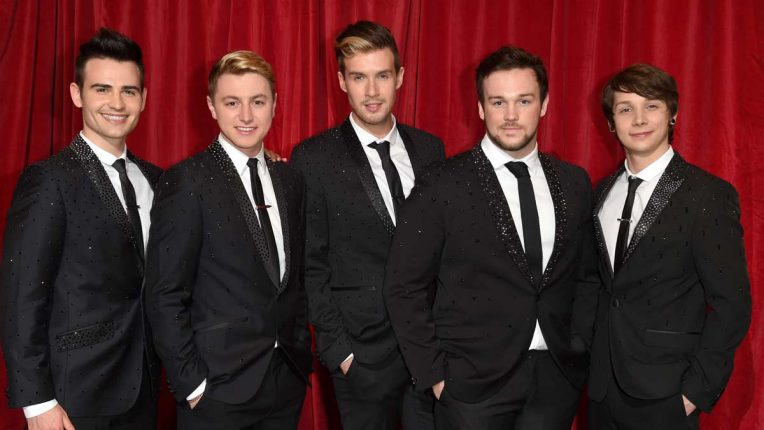 Boyband Collabro won Britain's Got Talent in 2014