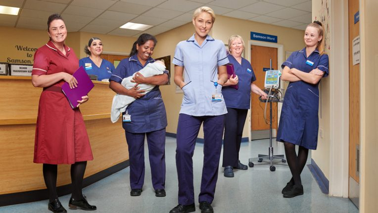 Emma Willis: Delivering Babies season 2