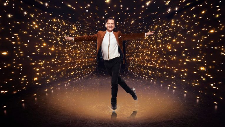 Graham Bell in Dancing on Ice
