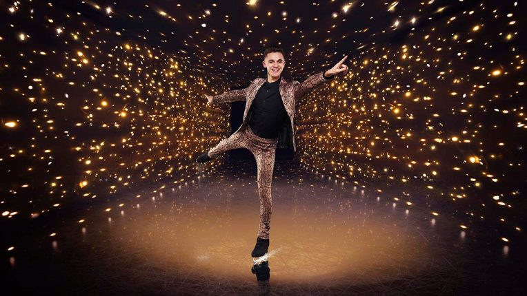 Joe-Warren Plant in Dancing on Ice
