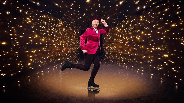 Rufus Hound in Dancing On Ice