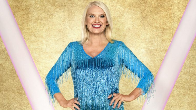 Strictly Anneka Rice