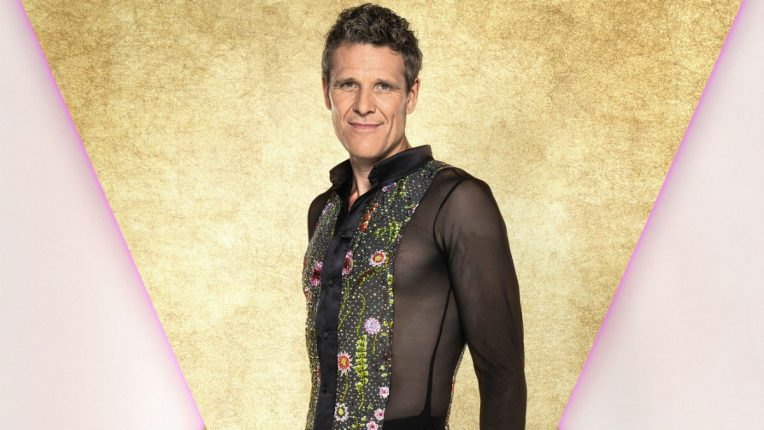 Strictly James Cracknell