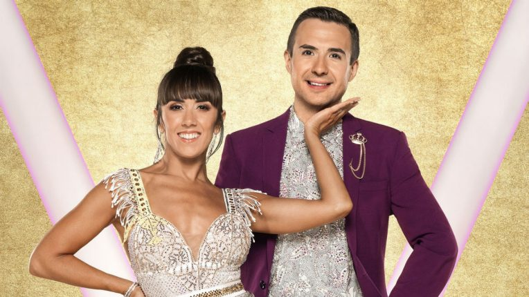 Strictly Janette Manrara and Will Bayley