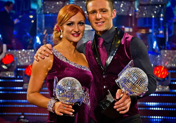Strictly Harry Judd and Aliona Vilani