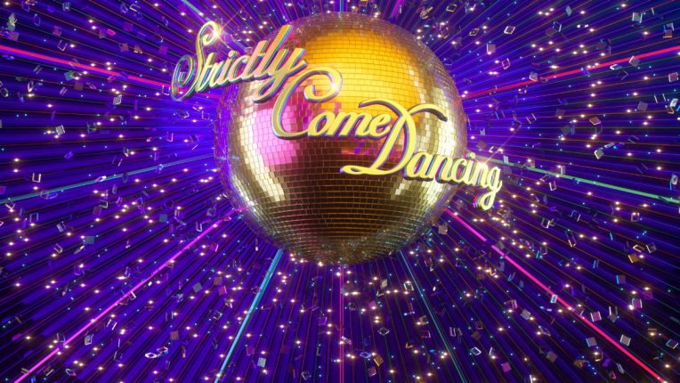Strictly Come Dancing 2019 logo