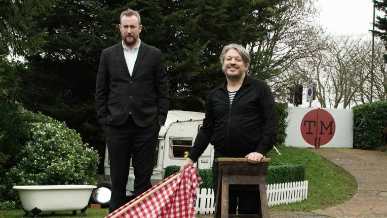 Alex Horne and Richard Herring on Taskmaster