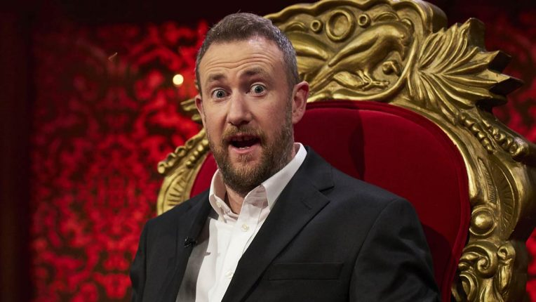 'Little' Alex Horne on Taskmaster