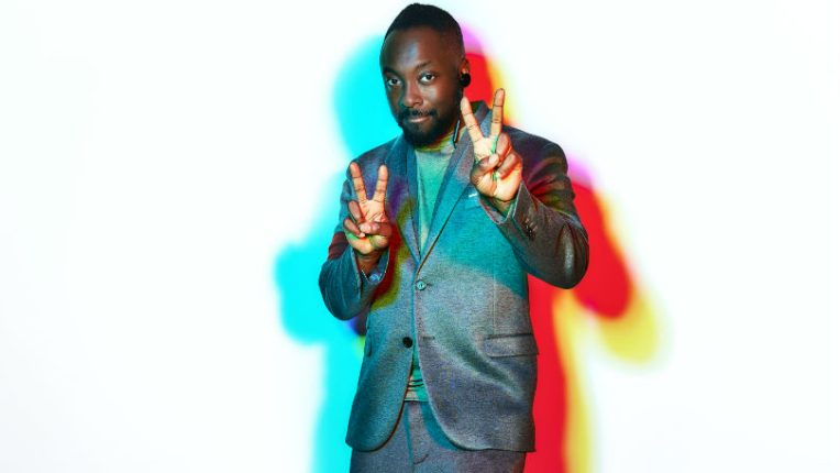 The Voice UK Will.i.am