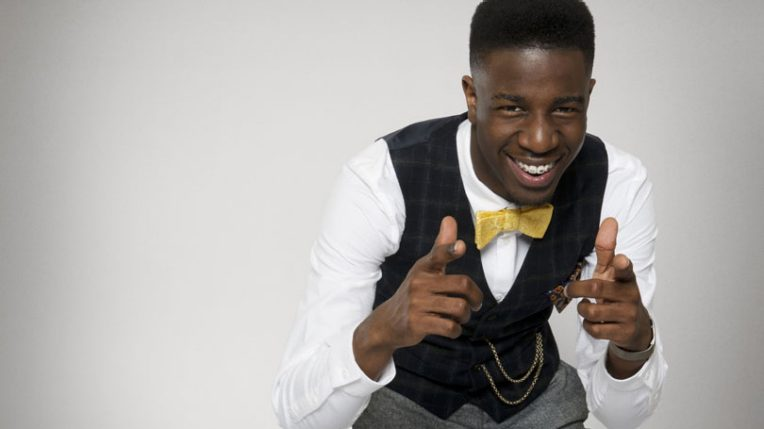 The Voice UK 2014 winner Jermain Jackman