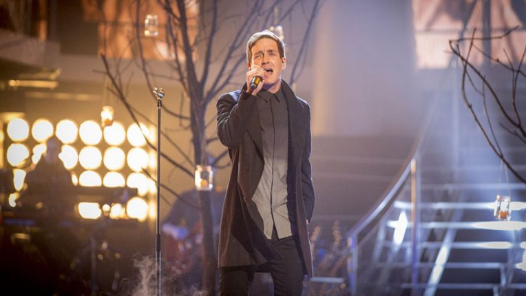 The Voice UK 2015 winner Stevie McCrorie