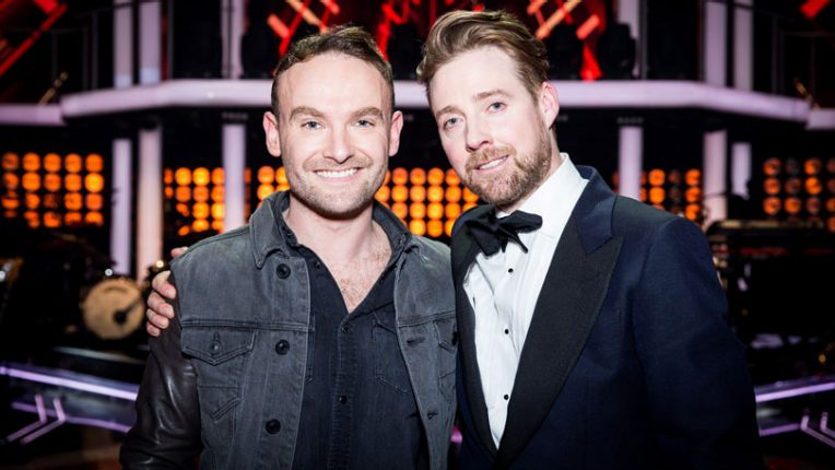 The Voice UK 2016 winner Kevin Simm