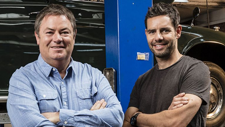 Mike Brewer and Marc Priestley present Wheeler Dealers
