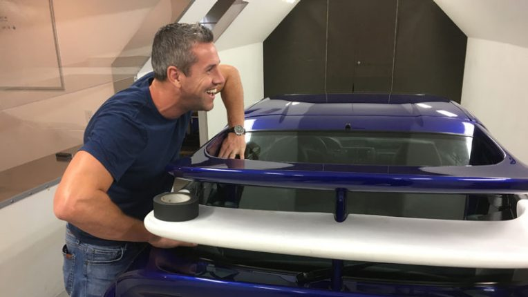 Ant Anstead on Wheeler Dealers