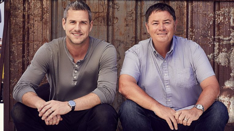 Mike Brewer and Ant Antstead on Wheeler Dealers