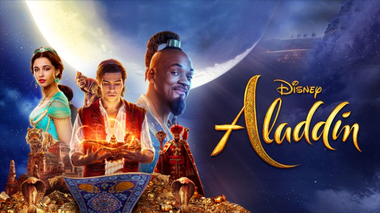 Aladdin key art