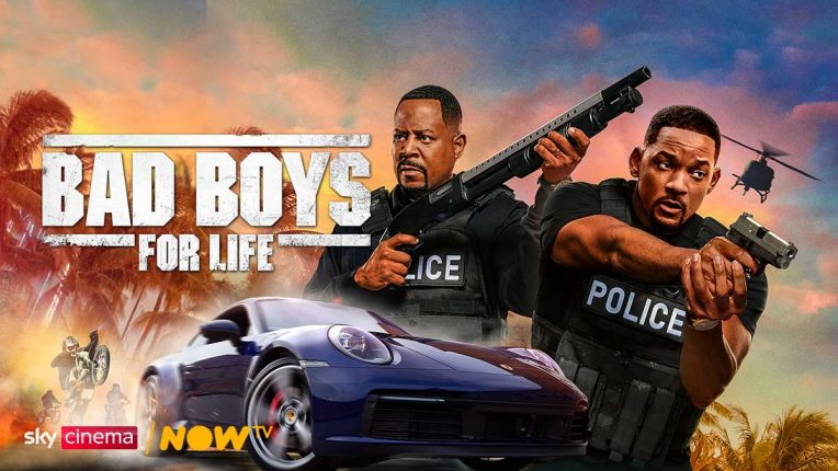 Bad Boys for Life key art