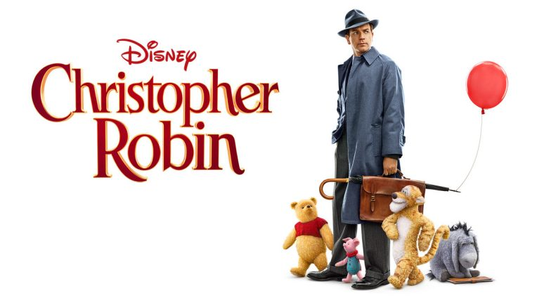 Christopher Robin key art
