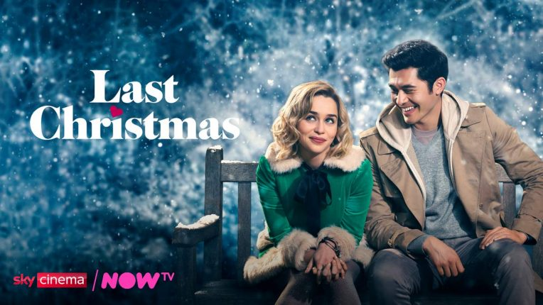 Emilia Clarke's Last Christmas is among the films available on NOW TV's Sky Cinema Entertainment Pass this year