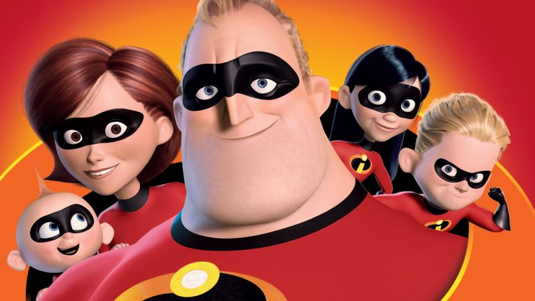The Incredibles key art