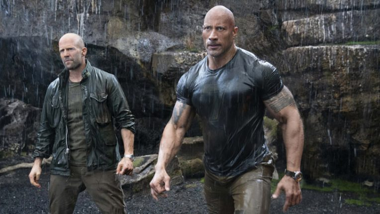Hobbs and Shaw still