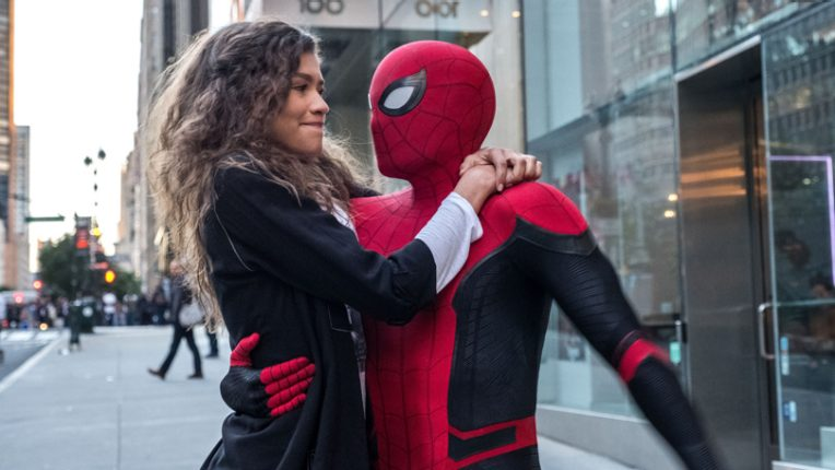 Spider-Man: Far From Home still