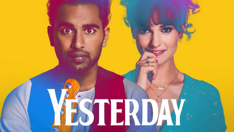 Yesterday key art