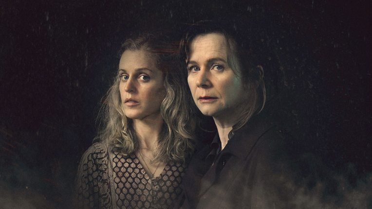 Denise Gough and Emily Watson in Too Close