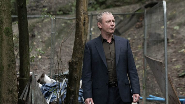 John Simm as Roy Grace