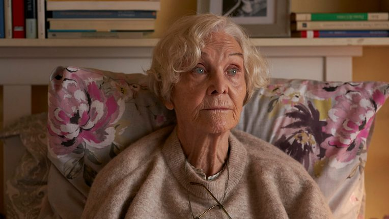 Sheila Hancock as Eileen in Unforgotten