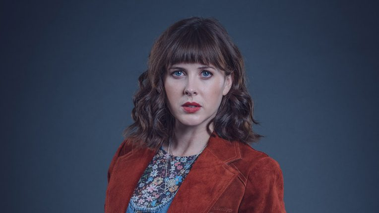 Alexandra Roach plays Zoe Sterling in Viewpoint