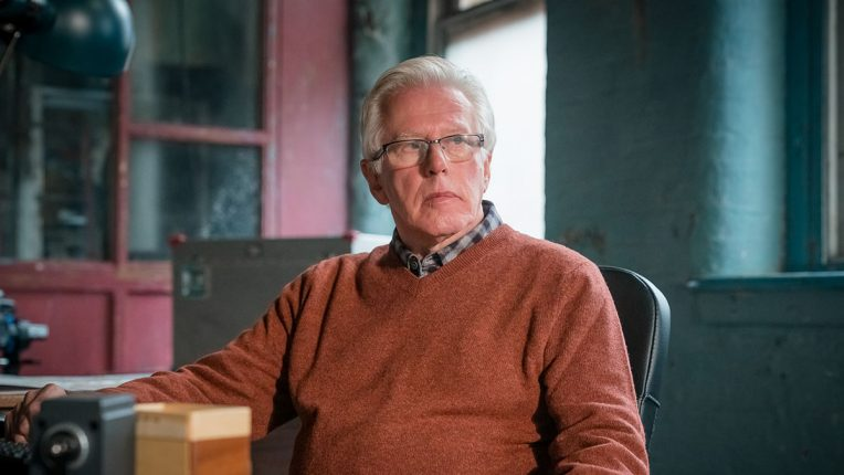 Phil Davis plays Liam Cox in Viewpoint