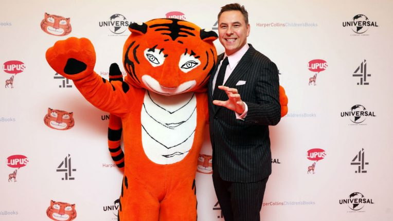 The Tiger Who Came to Tea David Walliams